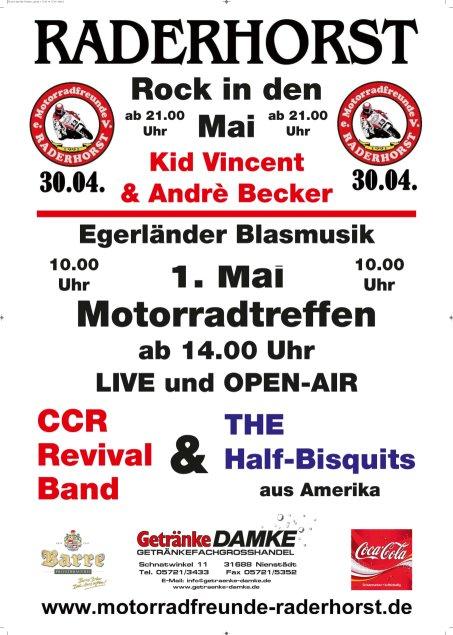 Motorradtreffen 2014 | Motorradfreunde Raderhorst