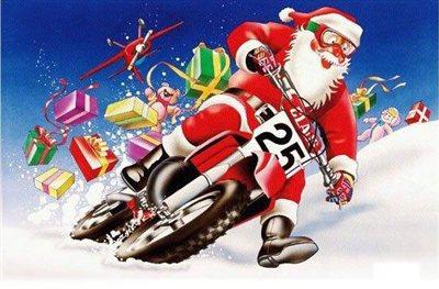 Frohe Weihnachten Motorrad.Frohliche Weihnachten Motorradfreunde Raderhorst