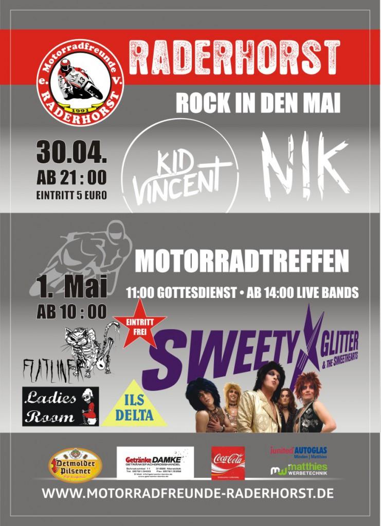 Motorradtreffen Raderhorst 2016 | Motorradfreunde Raderhorst